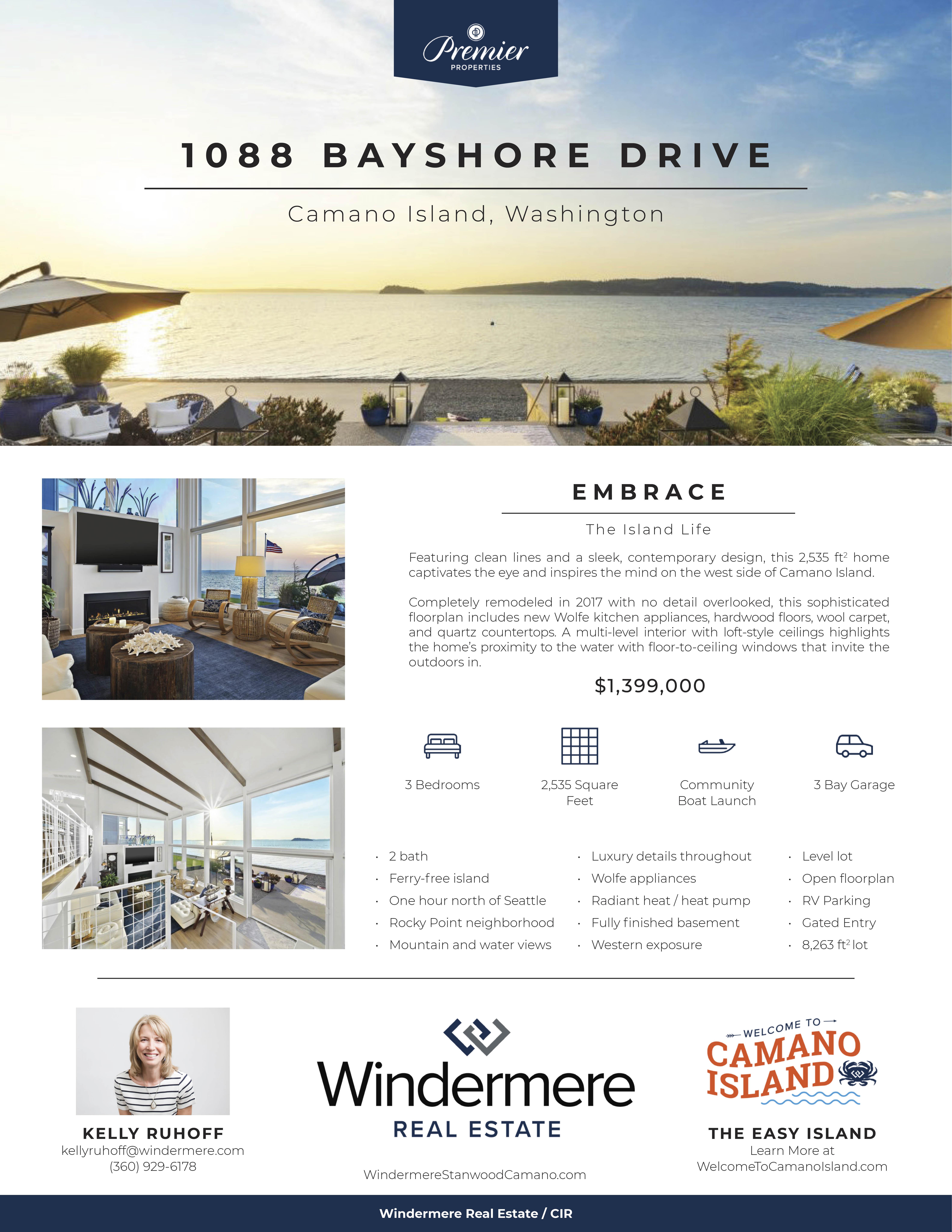 Bayshore Drive Flyer