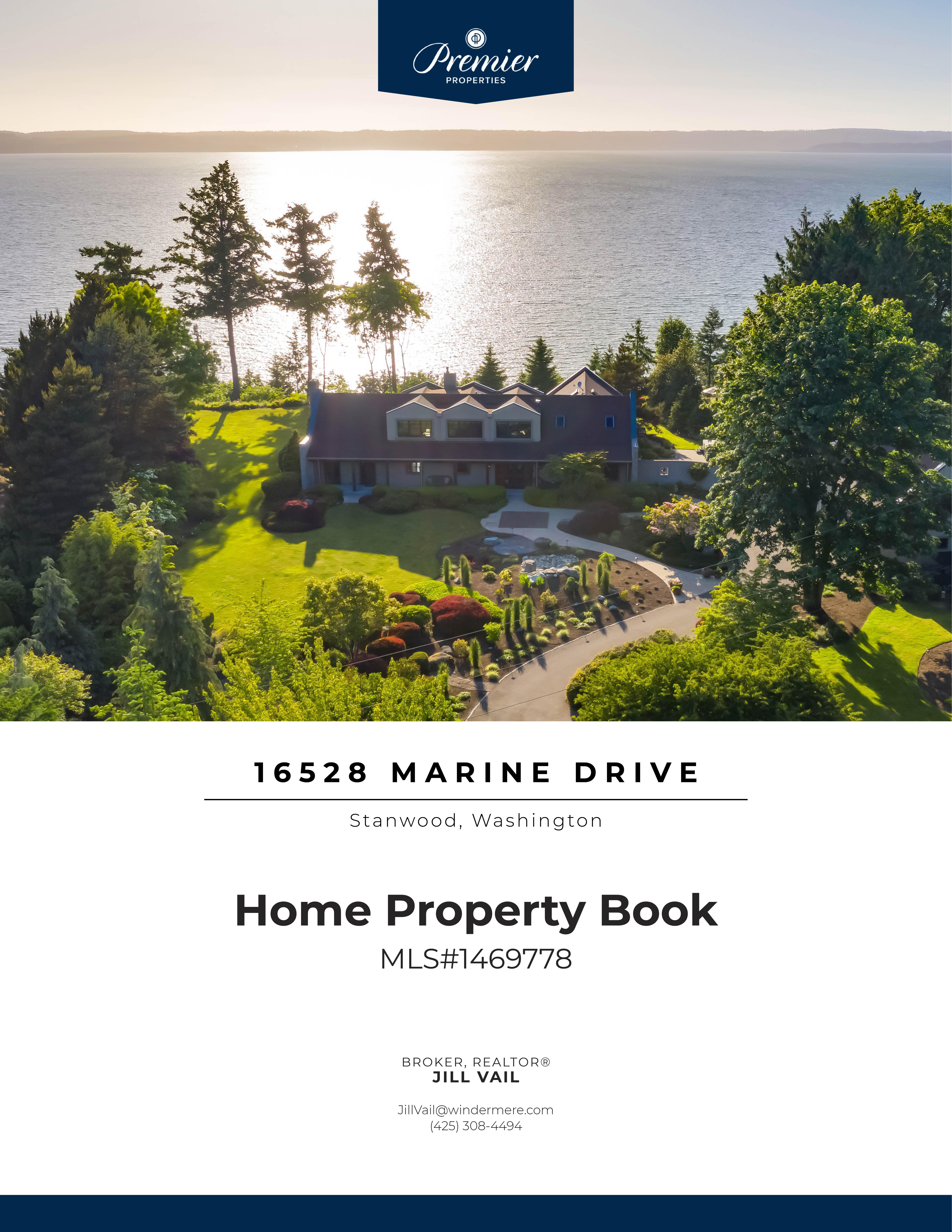 Marine Drive Cover