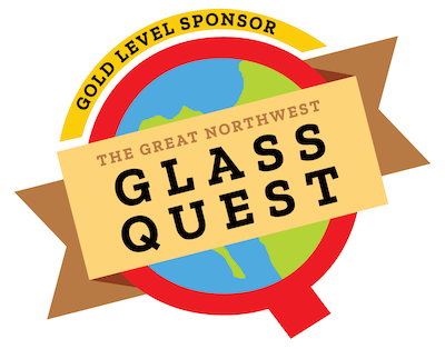 Gold Level Sponsor: The Great Northwest Glass Quest